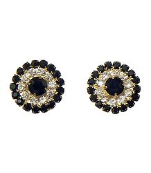 Pair of Stud Earrings