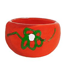 Saffron Acrylic Ring