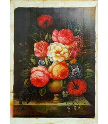 Bunch of Flowers -  Poster