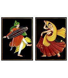 Folk Dancers of India