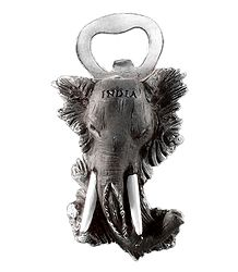 Elephant Magnet with Bottle Opener