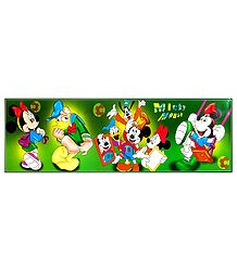 Disney Characters - Poster
