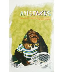 Mistakes - Poster