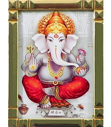 Lord Vinayak - Table Top Picture