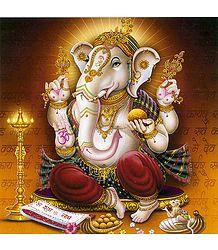 Lord Ganesha - Poster