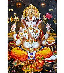 Lord Vinayak Poster