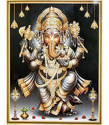 Lord Ganapati - Poster