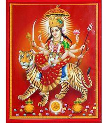Buy Bhagawati Poster