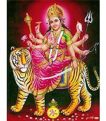 Goddess Bhagawati