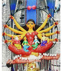 Maa Durga - Photographic Print
