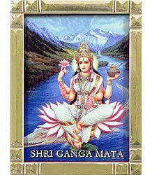Ganga Mata Picture
