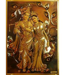 Radha Krishna - The Divine Lovers