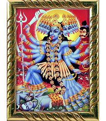 Mahakali - Table Top Picture
