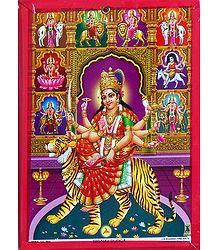 Buy Nava Durga Poster