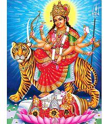 Vaishno Devi - Poster Online Shop