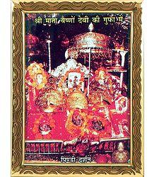 Shop Online Vaishno Devi - Framed Picture