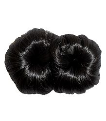Hair Clip with Synthetic Hair