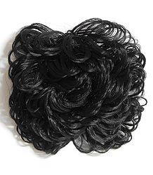 Synthetic Hair Bun