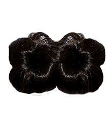 Hair Clip with Synthetic Hair