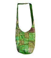 Buy Patchwork Cotton Bag