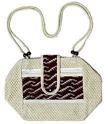 Designer Bag with 2 Zipped Pocket