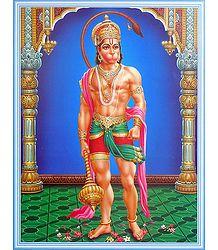 Mahaveer Hanuman Poster