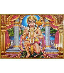 Shop Online Lord Hanuman Poster