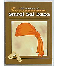 108 Names of Shirdi Sai Baba - In Sanskrit with English Analysis - Book