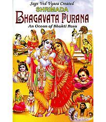 Shrimada Bhagavata Purana - An Ocean of Bhakti Rasa - Book