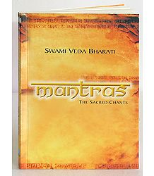 Mantras - The Sacred Chants  with Japamala - Book