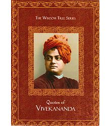 Quotes of Vivekananda - Book