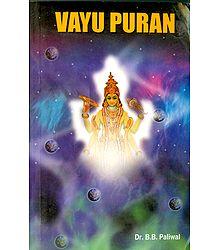 Vayu Puran - Book