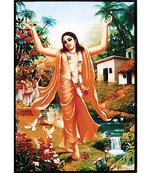 Chaitanya Dev - Great Devotee of Lord Krishna