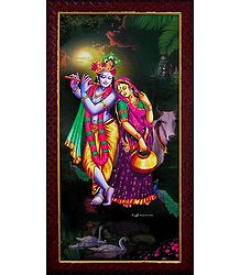 Radha Krishna -The Eternal Lovers