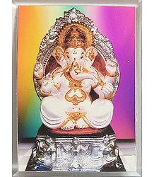 Ganesha - Acrylic Table Stand