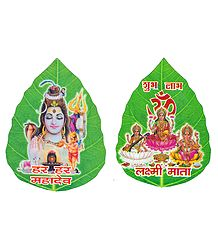 Hindu Goddess Stickers