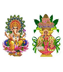 Buy Hindu Deities on Sticker