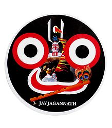 Face of Jagannathdev