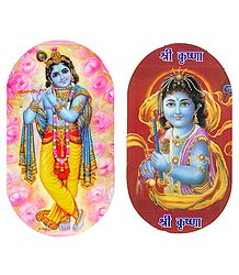 Lord Krishna Sticker