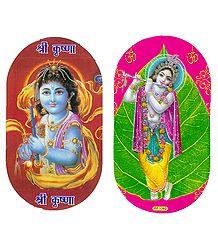 Lord Krishna Sticker