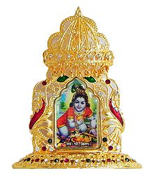 Laddu Gopal - Table Top Picture