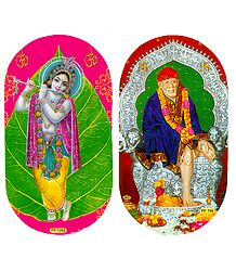 Hindu God Stickers