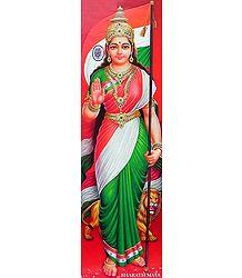 Bharat Mata - Poster