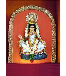 Brahmacharini - the Second Form of Navadurga