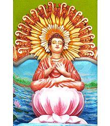 Buddha Avatar - Photo Print