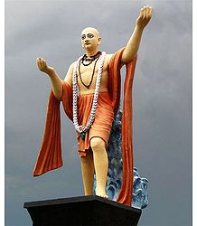 Photo Print of Sri Chaitanya - Great Devotee of Lord Krishna