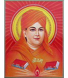 Swami Dayanand Saraswati - Poster
