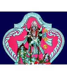 Photo Print of Goddess Kali