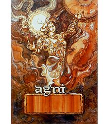 Agni - Fire God