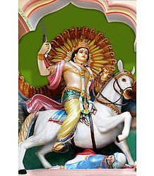 Kalki Avatar - Tenth Incarnation of Lord Vishnu